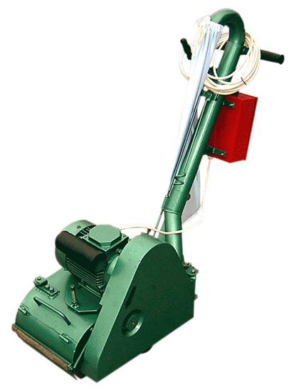 Паркетно-шлифовальная машина COM CO-206